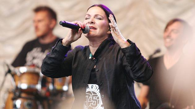 Zámecký park v Blansku ovládl v sobotu už počtvrté hudební festival Morava Park Fest. Na pódiu vystoupila například zpěvačka Anna K, Jiří Macháček se skupinou Mig 21 nebo kapela Wohnout.