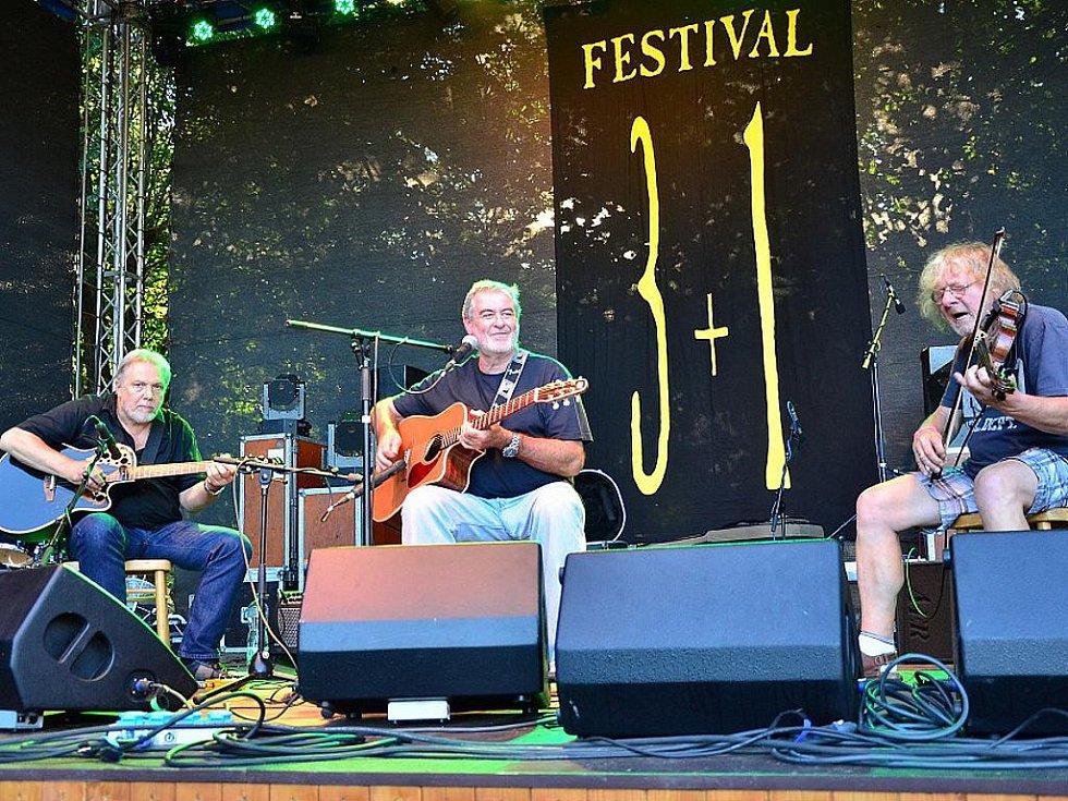 Festival 3 + 1 v Letovicích.