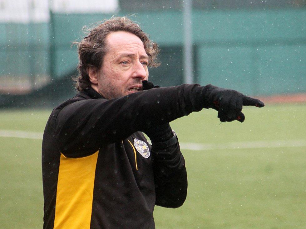 Michal Kugler, kouč Rosic.