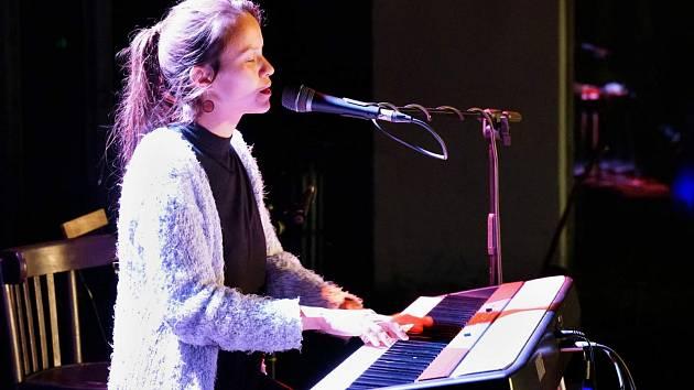 Klavíristka Alen pokřtila v Boskovicích své album.