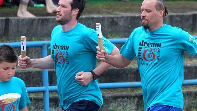 Akce You Dream We Run. Ilustrační foto.