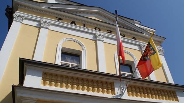 Loni moravskou vlajku vyvěsili například ve Vanovicích.