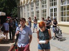 Koncerty, divadlo, autorská čtení, výstavy nebo filmy. Čtyřdenní multižánrová akce Boskovice 2015, festival pro židovskou čtvrť se konala už po třiadvacáté.