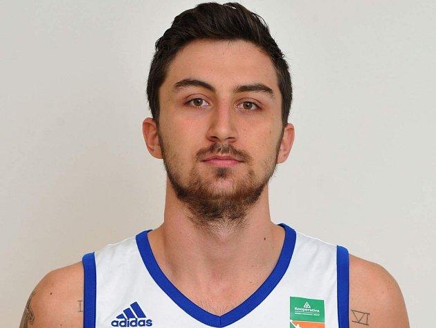 Basketbalista Zdeněk Nehyba.