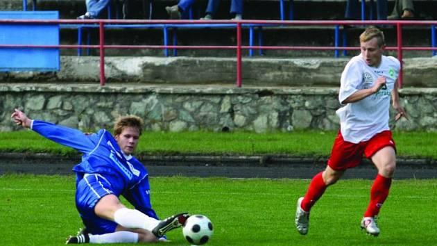 Boskovice - Vyškov fotbal