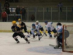 Hokejisté Dynamiters Blansko - ilustrační foto.
