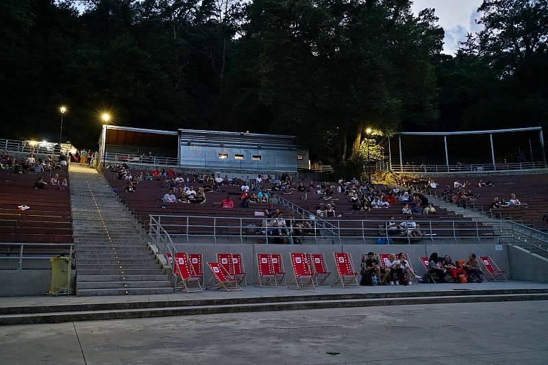 Na filmovém festivalu v Boskovicích se představily úspěšné filmy ze současnosti i minulých let.
