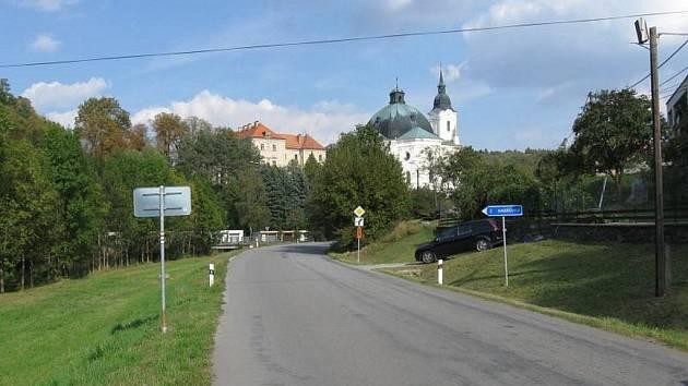 Křtinské údolí