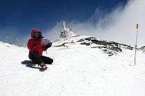 Dobrodruh Filip Vítek z obce Kunice na Blanensku je členem expedice na pákistánskou horu Gašerbrum II.