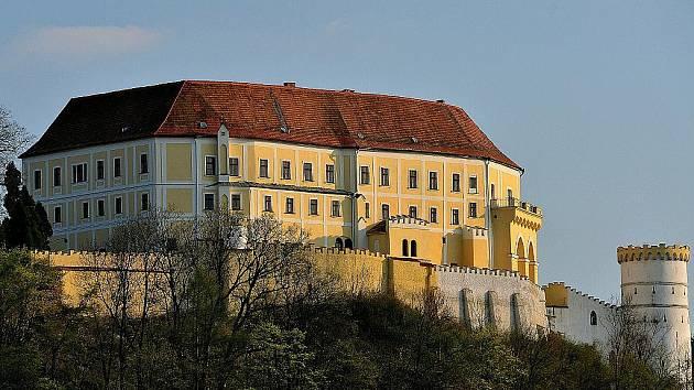 Letovický zámek zahajuje turistickou sezónu.