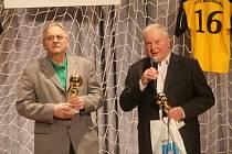 Po dlouho nemoci zemřel v 74 letech dlouholetý hráč, trenér i funkcionář fotbalového klubu Skalice nad Svitavou Milan Veselý. Foto: Archiv