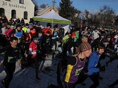 Hraběnčino běhání v Petrovicích tradičně uzavře Okresní běžeckou ligu.