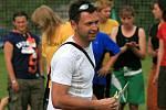 V turnaji Hyundai Cup starých pánů 2010 vyhrálo Krásensko. V ženském turnaji pak titul slavilo Slovácko.