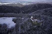 Unikátní snímky a videa. Z ptačí perspektivy. Létání s bezpilotními letadélky, drony, má stále více příznivců i na jihu Moravy. Od 31. prosince platí pro jejich provoz nová pravidla.