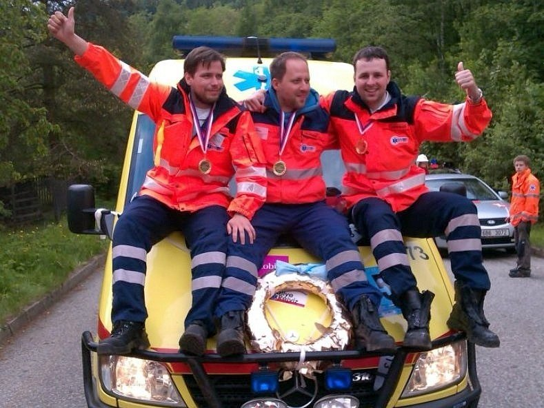 Boskovičtí zvítězili v soutěži o nejlepší záchranáře.
