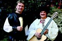 Radim Zenkl a Jaroslav Samson Lenk.