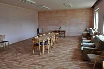 Upravené prostory klubu Ulita.