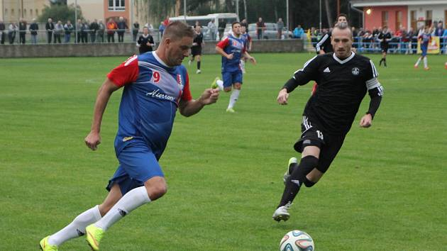 Fotbalisté Blanska porazili Havlíčkův Brod 4:1.