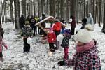 Karnevaly, ostatky nebo krmení zvířátek pořádají ženy ze Spešova nebo Lipovce.