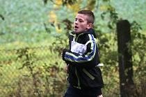Závod v přespolním běhu pro zdravotně postiženou mládež pořádala podruhé v řadě Mateřská škola, Základní škola a Praktická škola Boskovice.