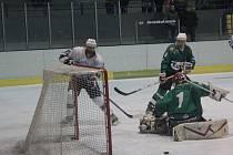 Hokejisté Blanska porazili Rosice 6:1.