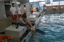 Vodní záchranáři se sešli v Blansku na tradiční soutěži Blaneská dvěstěpadesátka.