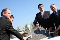 Nová přístavba blanenského Senior centra za šedesát milionů korun bude otevřena v listopadu roku 2012.