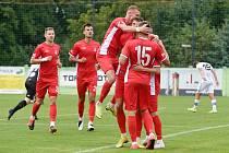 Blanenští fotbalisté narazí ve třetím kole poháru na pražskou Spartu.