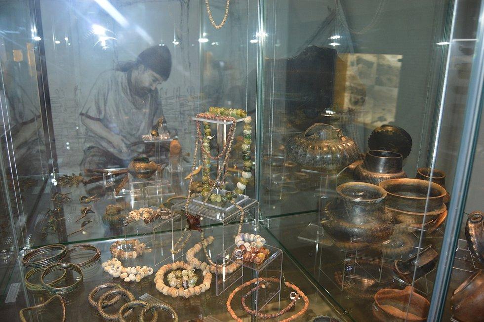 Muzeum Blanenska se zaměřuje především na historii výroby blanenské umělecké litiny, pravěk a archeologii Blanenska a dějiny výzkumu Moravského krasu. Expozice jsou k vidění v blanenském zámku, v němž muzeum sídlí.
