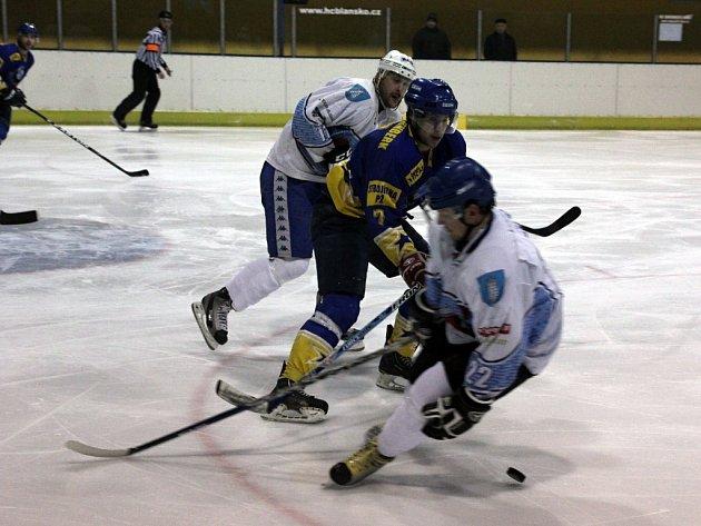 Hokejisté Blanska - ilustrační foto.