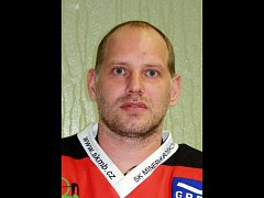 Trenér Minervy Boskovice Robert Holý.