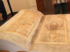Kopie Ďáblovy Bible.
