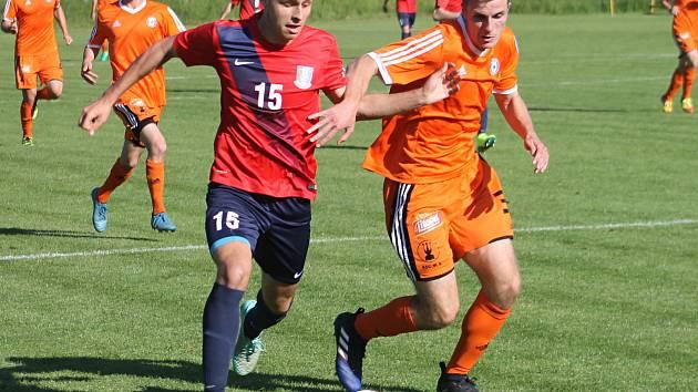 V utkání Moravskoslezské fotbalové ligy (MSFL) porazil FK Blansko doma Sigmu Olomouc B 1:0.