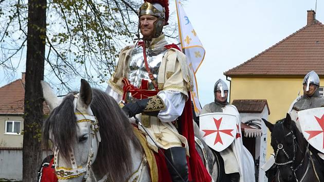 Svatomartinské slavnosti v Blansku.