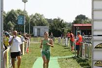 Poslední díl Jihomoravské triatlonové ligy v Jedovnici.