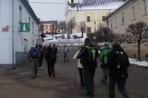 Na Opatovské šmajd vyšel rekordní počet turistů.