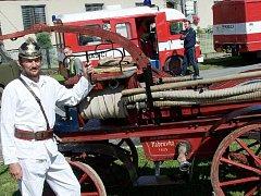 Dobrovolní hasiči z Habrůvky.