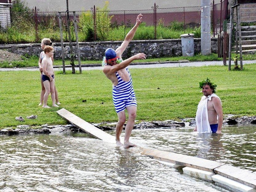 O trojzubec Poseidóna se v sobotu utkalo čtrnáct soutěžících.