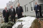 Návštěva prezidenta Miloše Zemana v Boskovicích.