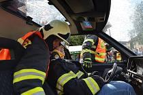 Oslavy výročí založení Sboru dobrovolných hasičů Letovice.