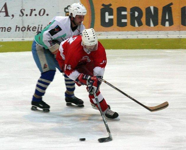 Hokejisté Blanska D obhájili titul v okresním přeboru
