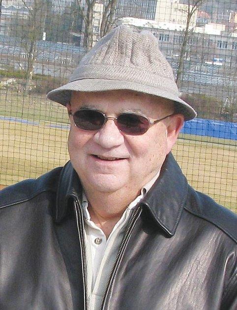 Technický komisař baseballového akademického mistrovství světa Richard Naylor