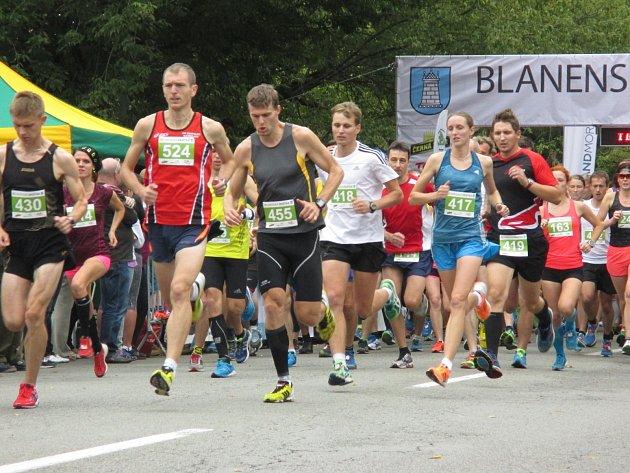 Blanenská desítka odstartuje 12. září.