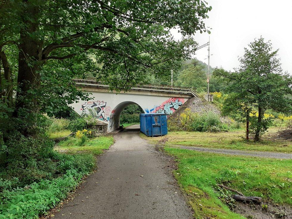 Cyklotrasa kolem řeky Svitavy mezi Adamovem a Blanskem patří mezi nejfrekventovanější v regionu. Od začátku září však bude její část uzavřená.