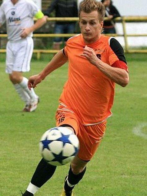 Blanenský fotbalista David Bednář přestoupil do HFK Olomouc.
