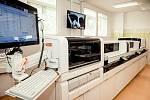 Blanenská nemocnice má nový přístroj na analýzu krve a moči. Za dvanáct milionů korun.