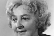 Operní pěvkyně Milada Musilová.