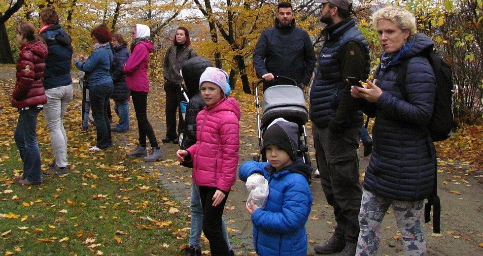 Deváté Svatohubertské slavnosti lákaly na boskovický zámek stovky návštěvníků.