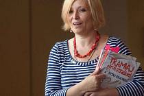 Spisovatelka Petra Braunová bude hostem knihovny v Blansku