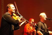 Koncert hudební skupiny Čechomor